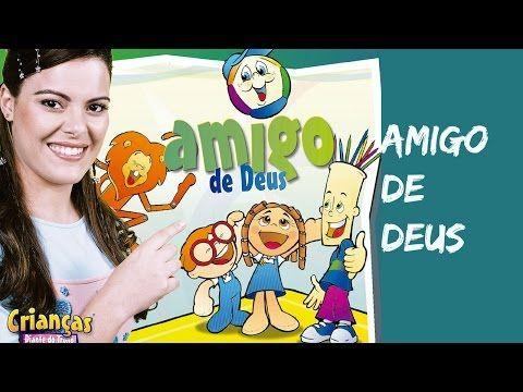 Amigo De Deus | DVD Amigo de Deus | Crianças Diante do Trono - YouTube