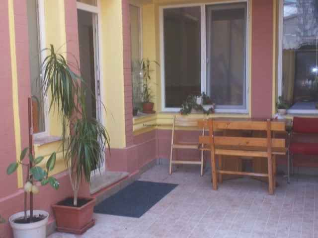 Pensiunea AidRom Bucuresti, zona de acces