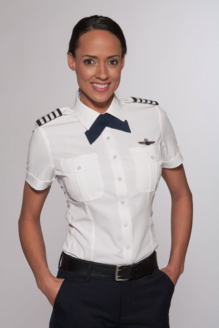 Pilot uniform wedding