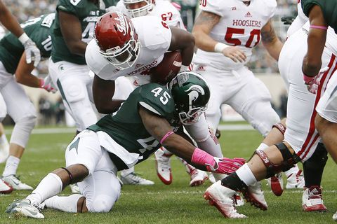 Michigan State Spartans Football 10-24-15  MLive.com