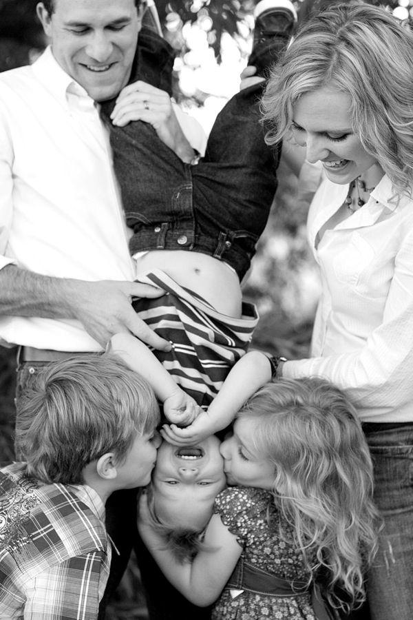 De l'amour et du fun dans cette famille