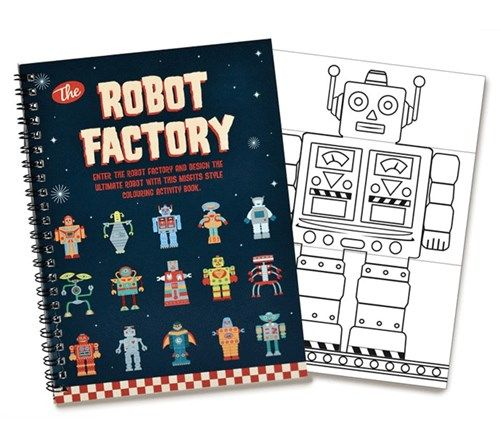 What Alice Found - Robot Factory