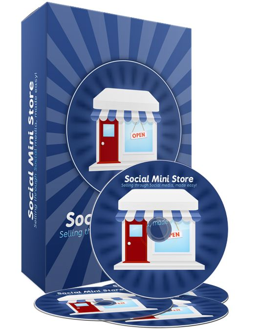 Social Mini Store Review and Download – Sell Absolutely ANYTHING Inside Of Facebook