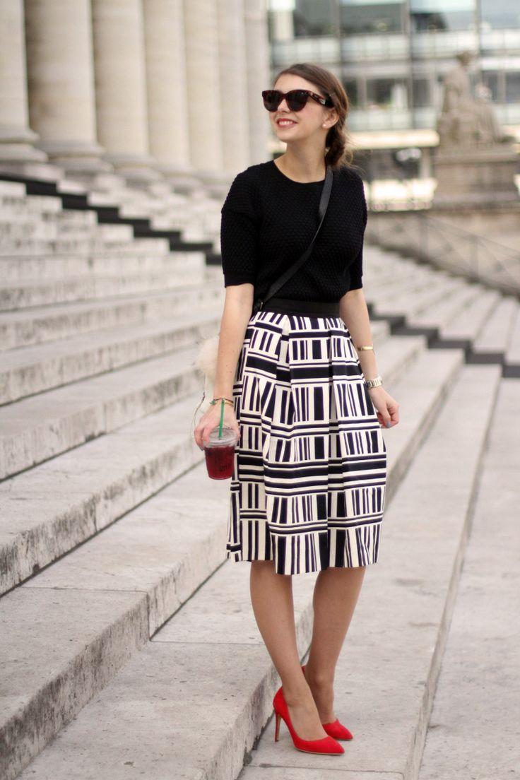 #theskirt