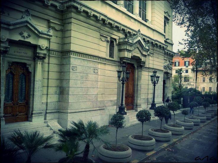 Barrio Judio.Roma