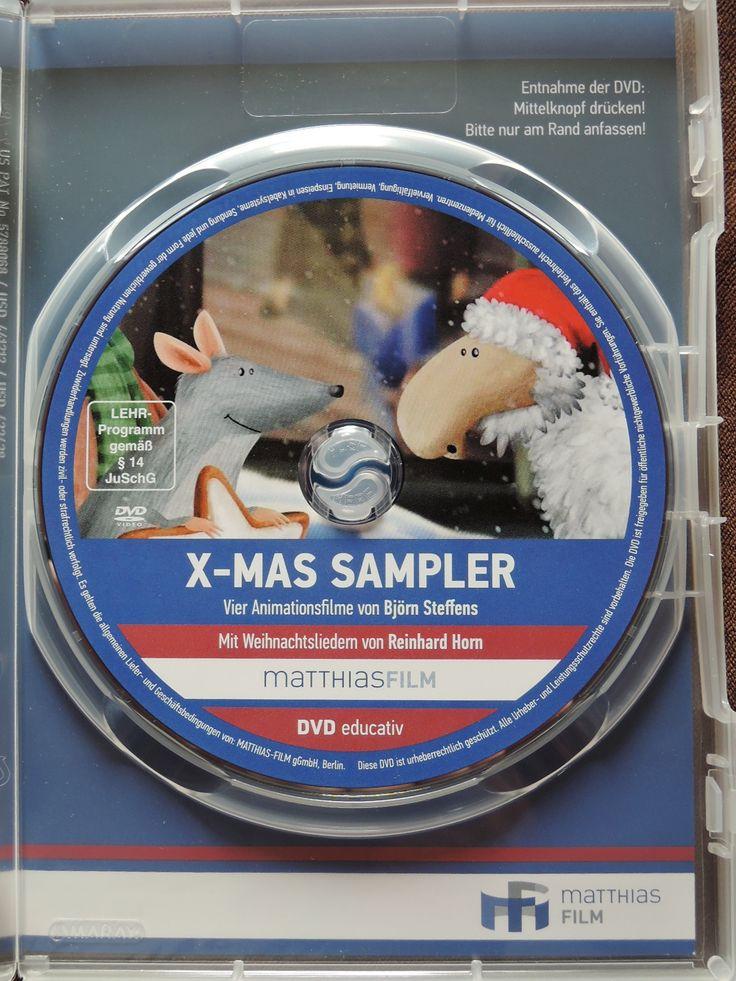 Alle vier Weihnachtsfilme sind auf DVD mit Unterrichts-/Arbeitsmaterial und Liedern bei Matthias Film erhältlich:  http://medienzentren.matthias-film.de/product/de/ALLE/X-MAS-Sampler.html