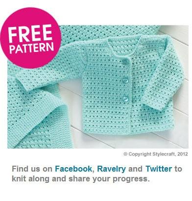 Free Crochet Pattern - Stylecraft Free Pattern   Deramores