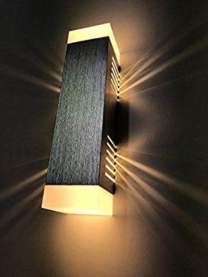Decken- & Wandleuchten Streng Led Aussenleuchte Attraktive Designs;