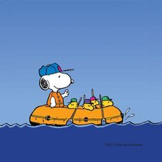 summertime snoopy