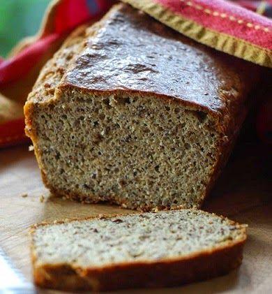 RECEITA RÁPIDA 24 h ☕: Pão natural sem Carboidrato - sem Glutem - LowCarb - LCHF - Receita aqui