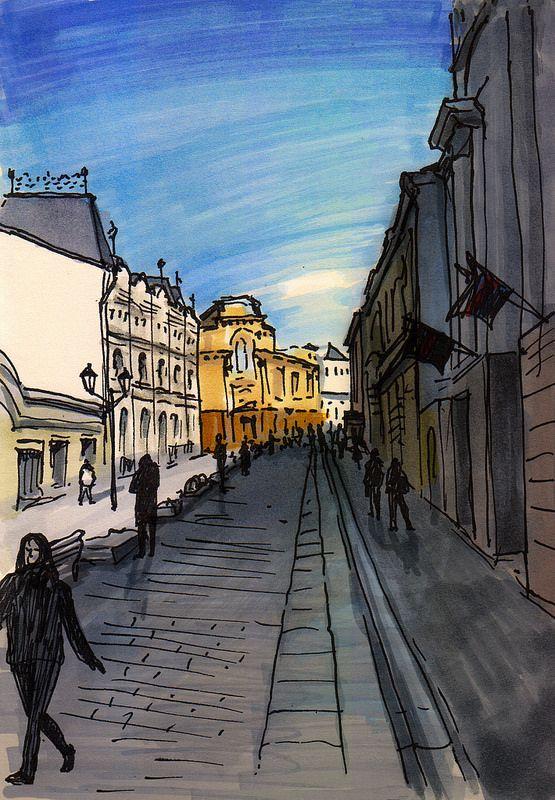 2017.04.12_Кузнецкий мост | by Ekaterina Soaha