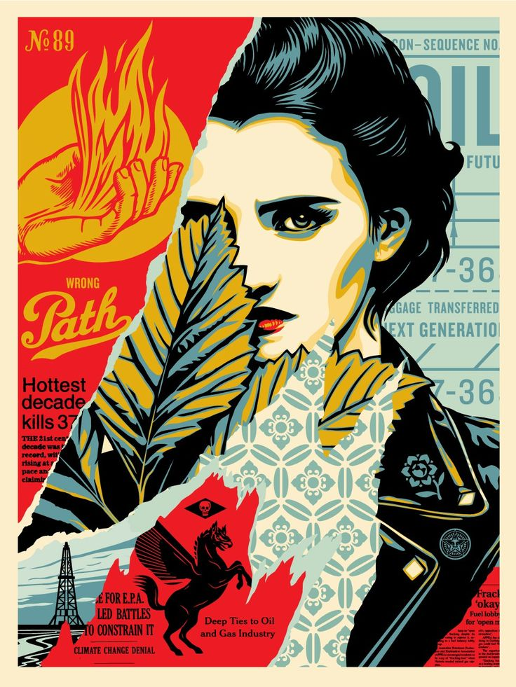 Obey Giant - The Art of Shepard Fairey