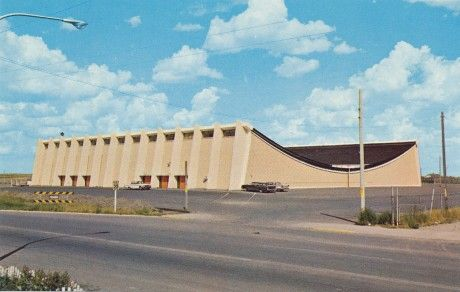 Community Centre, Moose Jaw (1965).