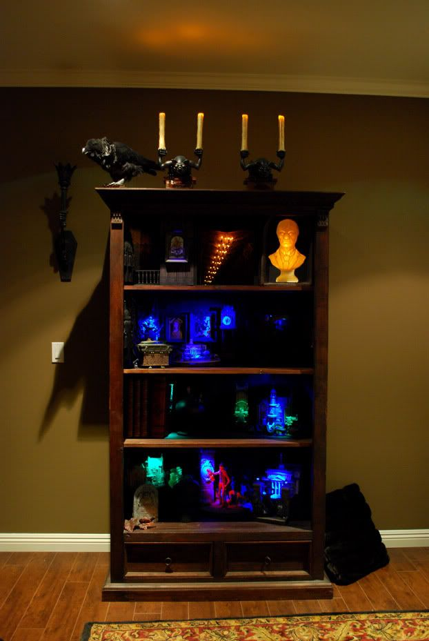 My custom Haunted Mansion collection obsession in Here, in this Gallery Forum
