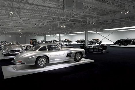 Ralph Lauren's Garage