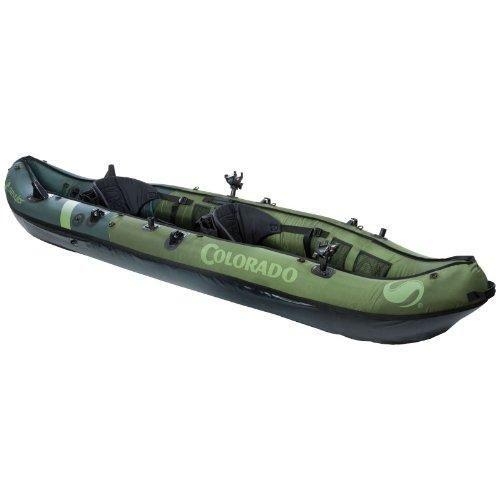 Sevylor Coleman Colorado 2 Person Fishing Kayak Best Fishing Kayak 2 Person Fishing Kayak Inflatable Fishing Kayak