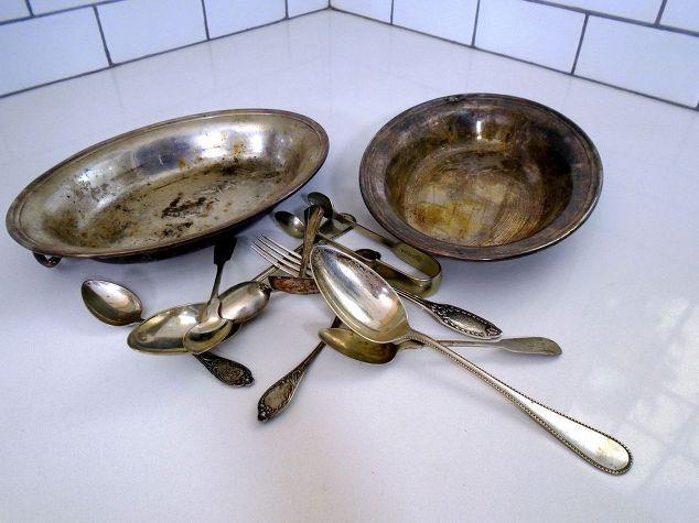 como limpar prata facilmente, limpeza dicas, como