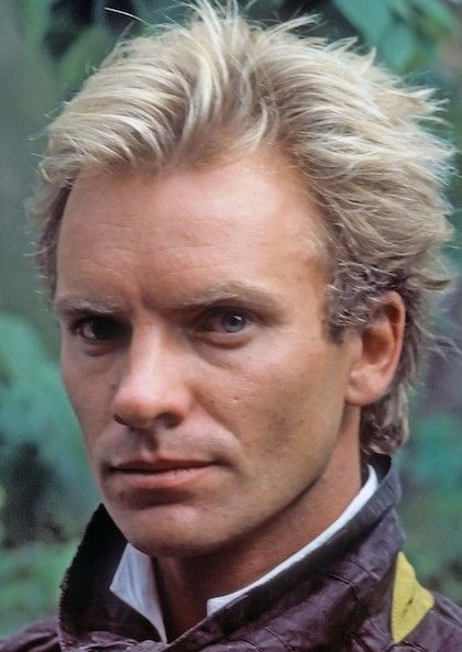 sting as a young actor | Sunday Music Vids: STING - YOUNG HOLLYWOOD