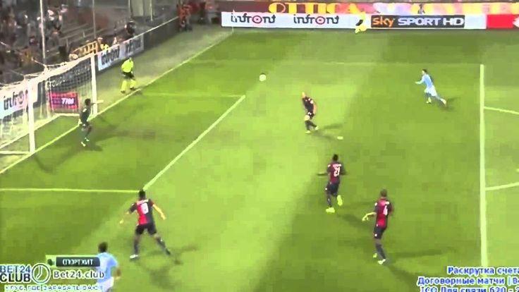 Serie A 1a Giornata Genoa-Napoli 0-1 Callejon