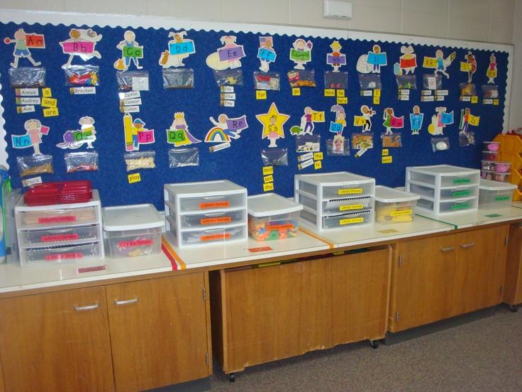 Word Wall Ideas For Preschool : Kindergarten word wall