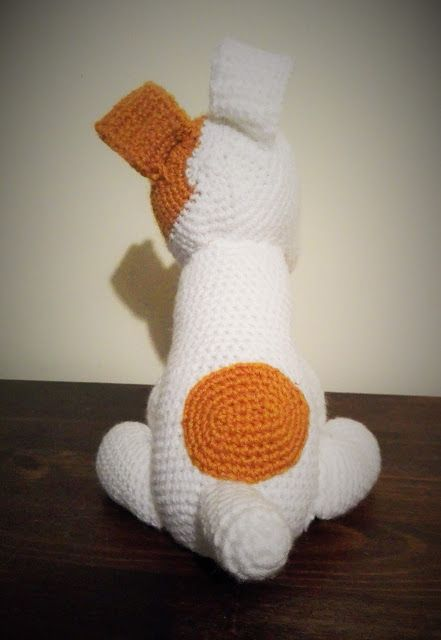 Reksio, amigurumi, szydełko, crochet, dog, DIY, geek