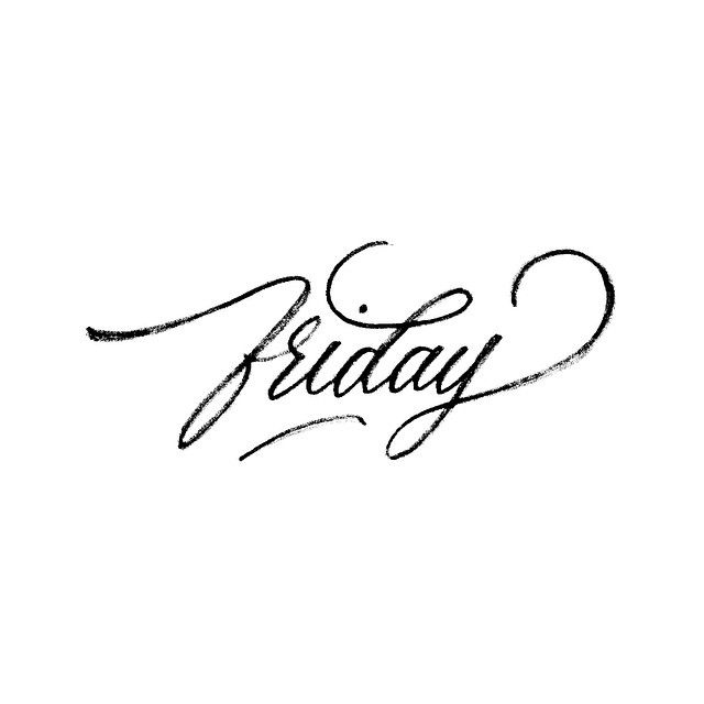 Friday by Oscar Montoya
