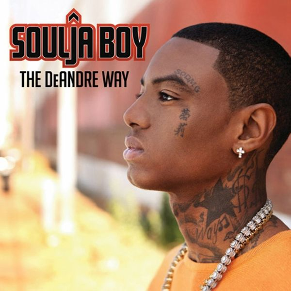 Soulja Left Face And Neck