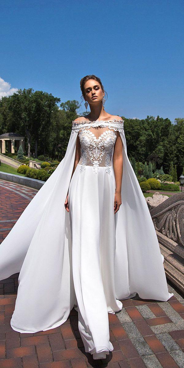 Ida Torez Wedding Dresses 2017 / http://www.deerpearlflowers.com/wedding-dresses-we-love-for-2017/4/