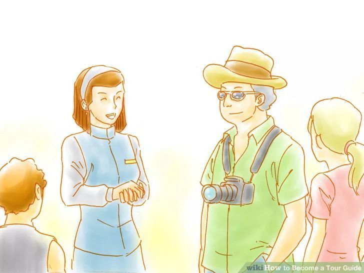 Job: Tour Guide