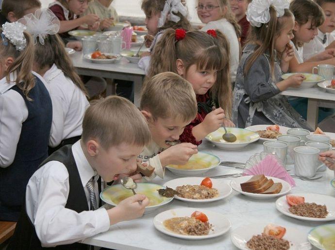 Стоимость школьных обедов будет расти и в 2017  году