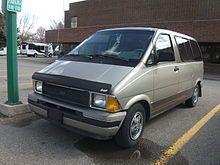 Ford Aerostar - Wikipedia
