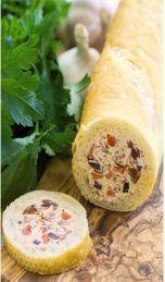 Cocinar es fácil con Chef Francina: Baguette rellena.
