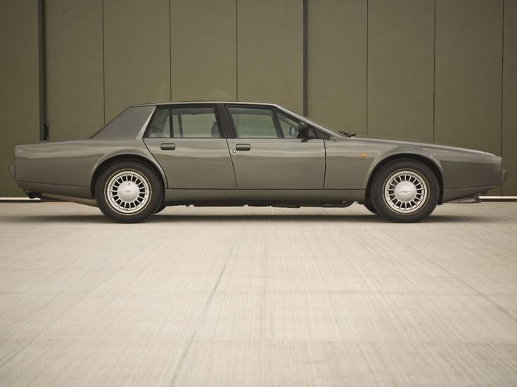 1991 Lagonda Aston Martin Lagonda - Series 4   Classic Driver Market
