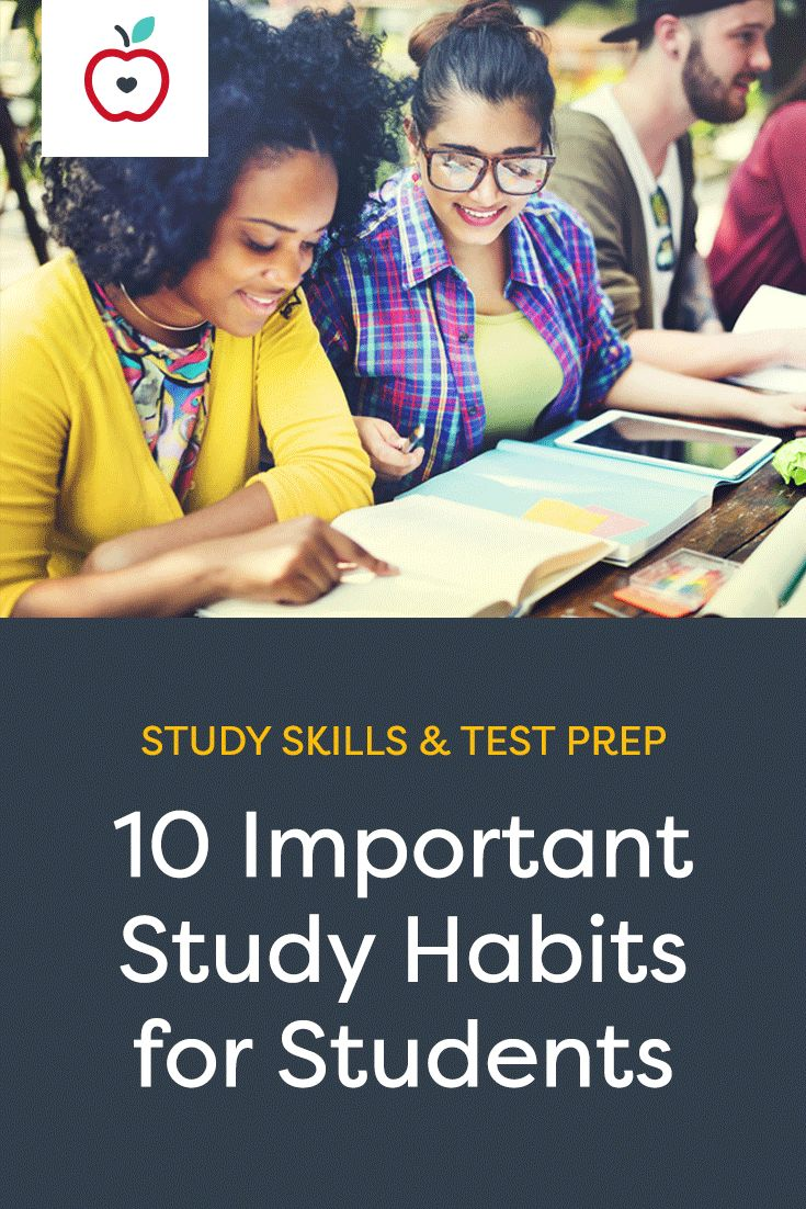 This worksheet includes 10 self-regulation study habits for students, focused on helping them create and manage effective and productive study spaces and routines. In addition to the hints and tips, the worksheet includes a number of questions oriented around self-assessment, awareness and reflection.