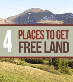 14 best dsv images on pinterest emergency preparedness for Where to buy cheap land for homesteading