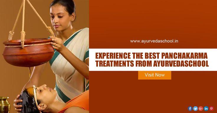Experience Best Panchakarma Treatments from Ayurvedaschool. http://ayurvedaschool.in/Ayurvedic-Panchakarma-Treatment.html