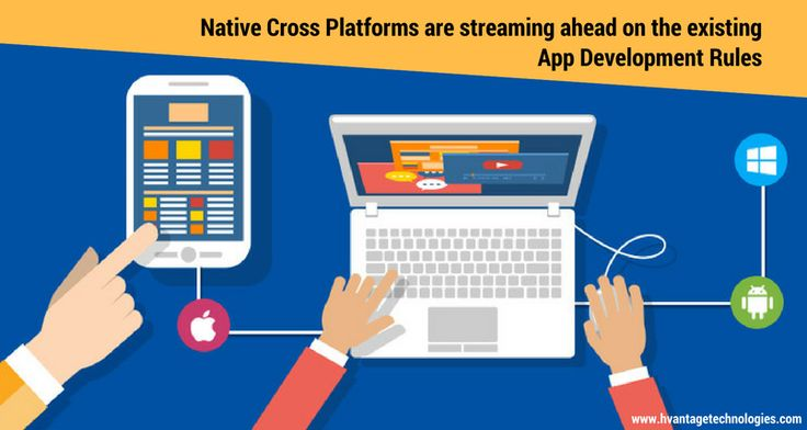 Native app development is essentially a duet to get into work, time and cost. It provides a highly responsive user experience. Here we are discussing native cross-platform apps, app development rules are changing