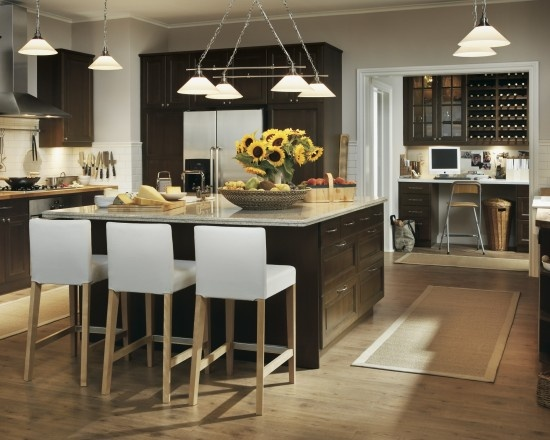 Ikea kitchens island with side seating house stuff pinterest - Ikea kitchen island with seating ...