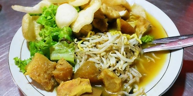 Resep Tahu Campur Jawa Tengah Resep Tahu Resep Makanan