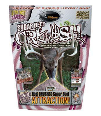Wildgame Innovations Sugar Beet CRUSH Deer Attractant Powder - 5 lbs.