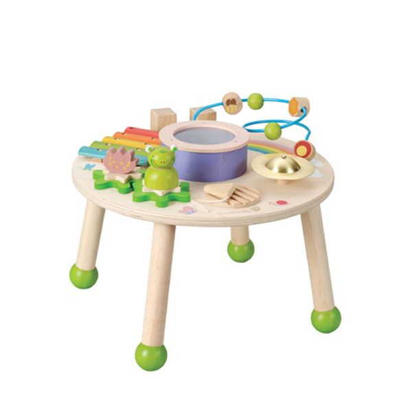 Music Play Table #limetreekids