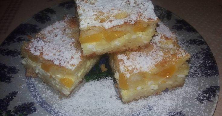 Mennyei Olasz rétes (Beledobálós süti) recept! Szeretjük a gyorsan elkészítheő sütiket..ez is az :) Túrós és gyömölcsös..