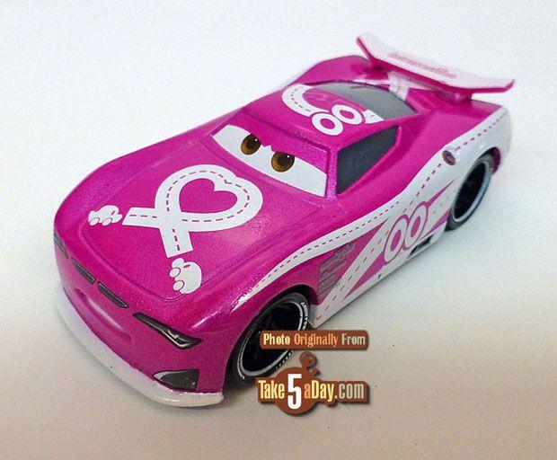 Pixar Disney Cars Movie Favorites 4-Pack