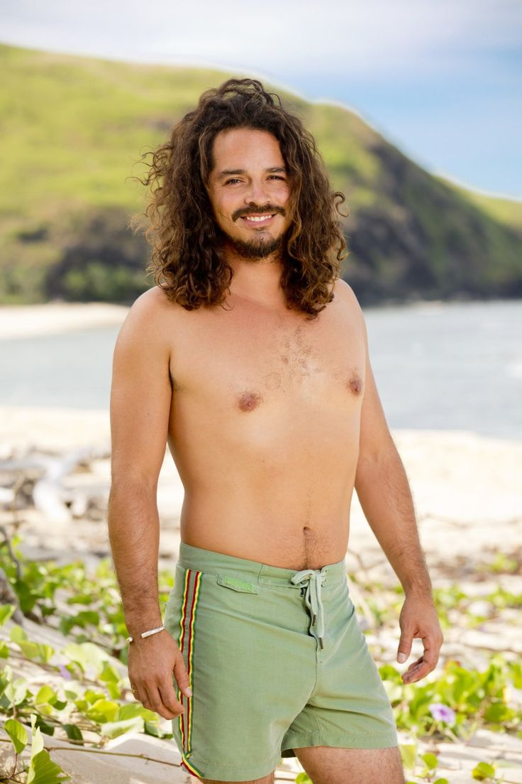 Ozzy Lusth -  Ozzy Lusth Survivor: Game Changer castaway.  (Previously played on Season 13 Survivor: Cook Islands and finished as the runner-up; Season 16 Survivor: Micronesia and finished in ninth place as well as Season 23 Survivor: South Pacific and placed fourth)