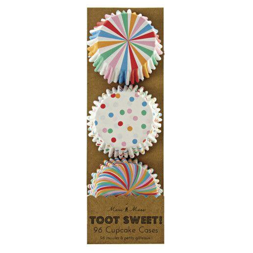 Toot Sweet mini Cupcake Foermchen