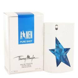 Angel Pure Shot Eau De Toilette Spray By Thierry Mugler