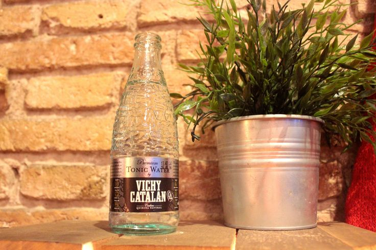 https://flic.kr/p/BMQQoS | Premium Tonic Water by Vichy Catalan