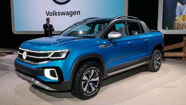 شاحنة فولكس فاجن أماروك Vw Amarok 2021 تصميم مواصفات سعر Pickup Trucks Volkswagen New Pickup Trucks
