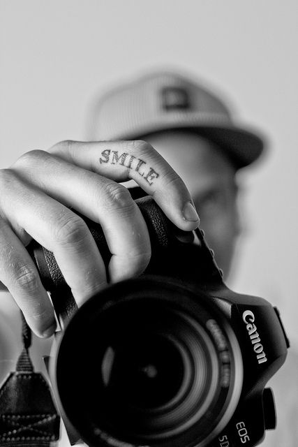 I'd get this done..photography is my passion!