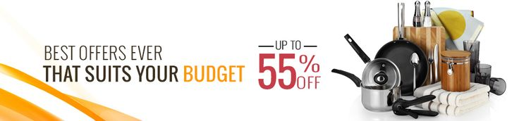 TOUCH this image: Get Best Discounted Price on Kitchenware Items in India by aanand shah